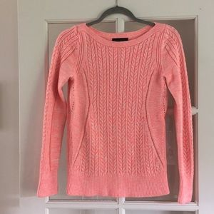 Banana Republic Peach Sweater